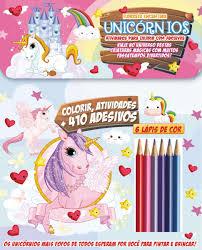 Unicornio ❤️ Imagens Para Colorir De Unicornios Fofos