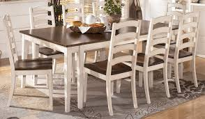 ashley furniture glass dining table sets inspiring dining room