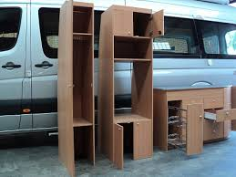 DIY Conversion Cabinetry