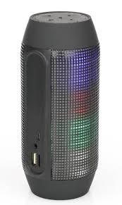 Ilive Under Cabinet Radio Walmart by Qfx Sound Burst Portable Bt Speaker With Microphone And Disco