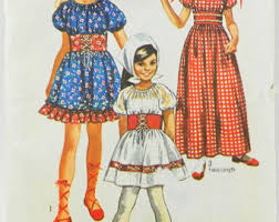 Size 10 Simplicity Clothing Pattern 9244