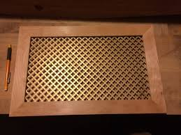 Decorative Air Return Grille by Measuring Floor Vent Covers U2014 The Homy Design