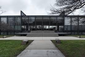 100 Van Der Architects Ludwig Mies Van Der Rohe Davide Adamo SR Crown Hall