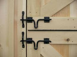 Locking Barn Door Barn Door Lock Systems Ideas Lock System For