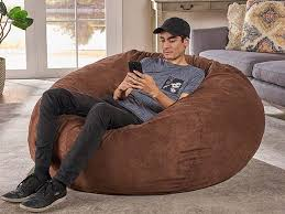10 Best Bean Bag Chairs For Adults | Bean Bag Chair, Cool ... Top 10 Bean Bag Chairs For Adults Of 2019 Video Review 2pc Chair Cover Without Filling Beanbag For Adult Kids 30x35 01 Jaxx Nimbus Spandex Adultsfniture Rec Family Rooms And More Large Hot Pink 315x354 Couch Sofa Only Indoor Lazy Lounger No Filler Details About Footrest Ebay Uk Waterproof Inoutdoor Gamer Seat Sizes Comfybean Organic Cotton Oversized Solid Mint Green 8 In True Nesloth 100120cm Soft Pros Cons Cool Desain