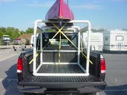 PVC PickUp Truck Rack Pics | Kayaks And Other Watercraft | Pinterest ... Built A Truckstorage Rack For My Kayaks Kayaking Old Town Pack Canoe Outdoor Toy Storage Rack Plans Kayak Ceiling Truck Cap Trucks Accsories And Diy Home Made Canoekayak Youtube Top 5 Best Tacoma Care Your Cars Oak Orchard Experts Pick Up Rear Racks For Pickup Cadian Tire Cosmecol Jbar Hd Carrier Boat Surf Ski Roof Mount Car Hauling Canoe With The Frontier Page 3 Nissan Forum
