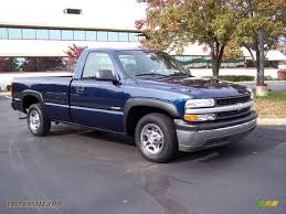 2000 Chevrolet Silverado 1500 Regular Cab In Indigo Blue Metallic ... 2000 Chevrolet Silverado 2500 74l 4x4 2001 Z71 Personal 6 Rcx Lift Ntd 20 Ls Pickup Truck Item I9386 Hd Video Chevrolet Silverado Sportside Regular Cab Red For Used Chevy S10 Trucks Truck Pictures 1990 Classics For Sale On Autotrader 1500 Extended Cab 4x4 In Indigo Blue Malechas Auto Body Regular Metallic 2015 Double Pricing For Rear Dually Fenders Lowest Prices Biscayne Sales Preowned