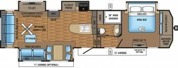 Jayco Designer Fifth Wheel Floor Plans by New Jayco Fifth Wheel From Big Sky Rv In Bozeman
