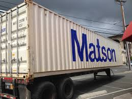 100 Horizon Trucking Did Matson And Lines Defraud The United States Grassroot