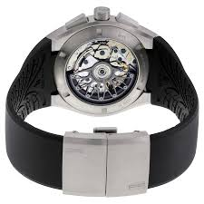 Porsche Design P 6620 Chronograph Automatic Black Dial Black