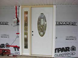 Patio Door Blinds Menards by Larson Doors Menards U0026