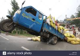 100 Toe Truck TIPPY TOE TRUCK REACHES TIPPING POINT A Lorry Load O Trouble Stock
