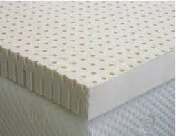 Amazon All Natural Latex Non Blended FIRM Mattress Topper 2