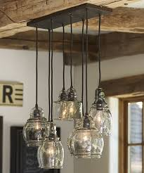 rustic chandeliers farmhouse lodge cabin lighting