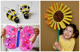 8 Spring Craft Ideas For Kids