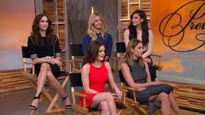 Hit The Floor Cast Season 1 by Pretty Little Liars U0027 Series Finale Recap Who Is Ad Who Got