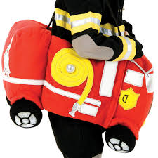 100 Fire Truck For Toddlers Toddler Plush RideOn Truck Costume Party City