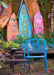Decorative Surfboard Wall Art by Decorative Surfboard Outdoor Adorable 6 Foot Wood Hawaiian Outdoor