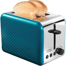 Bella 2 Slice Teal Toaster