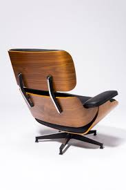 CH587 Black Eames-Style Lounge Chair And Ottoman Prop Rental | ACME ... Vitra Lounge Chair Ottoman Santos Palisander Nero Alinium Polished Sides Black Vintage Black Leather Ekornes Strless Chairs Ottomans A Pair Eames Version Charles And Ray Designer Lounge Chair With Ottoman In Details About Style 100 Pu Rosewood Replica Italian Walnut Frame Bully By Zuo Modern And In Oak Plywood