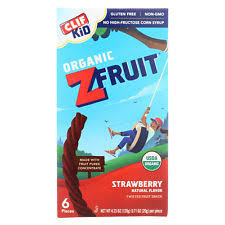 Clif Bar Organic Kid Twisted Fruit Rope