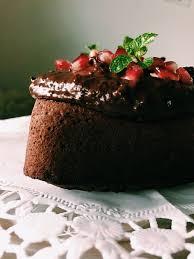 by chocolate kuchen