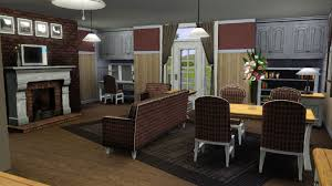 Cool Sims 3 Kitchen Ideas by Lovely Sims 3 Kitchen Ideas Modern Design And Color Dining Decor