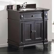Single Sink Bathroom Vanity With Granite Top by Creativeworks Home Decor Bathroom Vanities