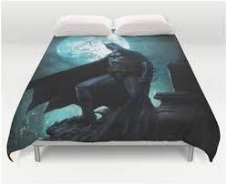 queen size batman dark knight duvet cover bedding superhero sheets