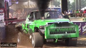 100 Truck Pulling Videos Pulls 2018 Pro Stock Diesel S Pull At Goshen