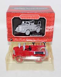 First Gear International Kb-8 Pedal Fire Truck Holiday Ornament 3 ... Goki Vintage Fire Engine Ride On Pedal Truck Rrp 224 In Classic Metal Car Toy By Great Gizmos Sale Old Vintage 1955 Original Murray Jet Flow Fire Dept Truck Pedal Car Restoration C N Reproductions Inc Not Just For Kids Cars Could Fetch Thousands At Barrett Model T 1914 Firetruck Icm 24004 A Late 20th Century Buddy L Childs Hook And Ladder No9 Collectors Weekly Instep Red Walmartcom Stuff Buffyscarscom Page 2