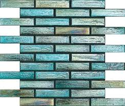 backsplash for guest bath with white grout 1 x4 teal bathroom