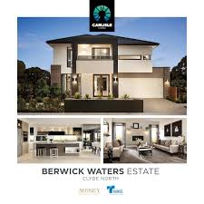 100 Carslie Homes Berwick Waters Estate Clyde North By Carlisle Issuu