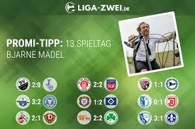 Bjarne Mädel Tippt Den 13 Spieltag 201819 2Bundesliga