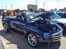 Local Car Enthusiasts Rally, Show Off Chevrolet SSR At Hot Rod Power ...