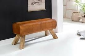 bänke aus leder fürs esszimmer günstig kaufen ebay