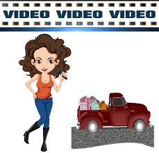 100 Pick Up Truck Song Hey Its Your Birthday Video Full Of Gifts Mini Female