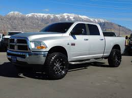 2011 Used Dodge Ram 2500 SLT At Watts Automotive Serving Salt Lake ...