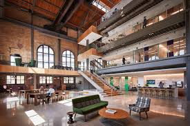 100 Office Space Pics Gorgeous Renovation Turns Old Steam Factory Into Modern Office Space