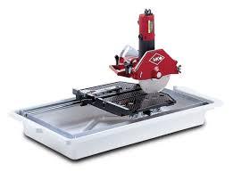 mk diamond mk 370exp 1 1 4 hp 7 wet cutting tile saw 1599