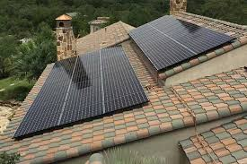 solar on tile roof sunpower by freedom solar