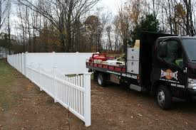 100 Rochester Truck Nh NH Vinyl Fence Photos Penney Fence Londonderry NH Fence Company