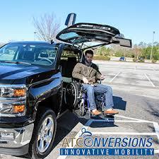 Wheelchair Van Conversions   Brandl Mobility Finance