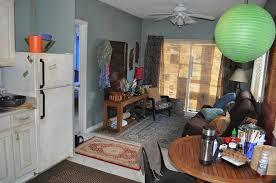 Run Down Apartment Inside