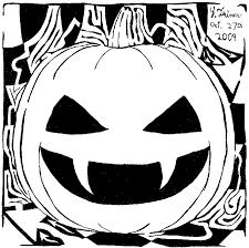 Scary Vampire Pumpkin Stencils by Halloween Maze The Maze O Lantern Jack O Lantern Created By