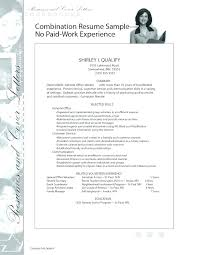 Work Experience Resume Template Sample No College Student Samples Limited For High School Students With