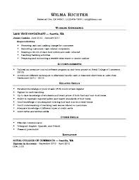 Example Of Cashier Resume Objective Sample Inspirational Grocery