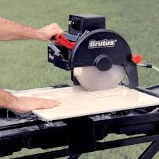 Husqvarna Tile Saw Ts 250 by 28 Brutus Tile Saw 2hp Brutus 20 In Tile Cutter 10552br The