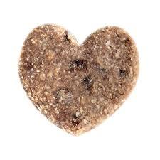 Chocolate Chip Cookie Dough Heart Bar Rawxies 4