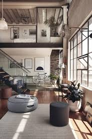 A Modern Industrial Loft Created By Online Homewares And Furniture Purveyor Hunting For George Melbourne Design Studio Grazia Co